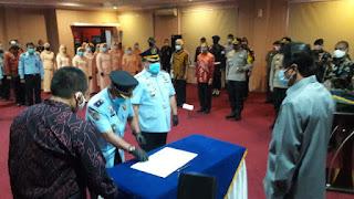 Gantikan Tito Ujang Yahya Kini Resmi Menjadi Plt Kepala Kanim 1 Tpi Cirebon
