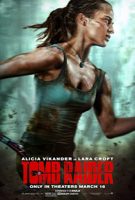 Póster de Tomb Raider