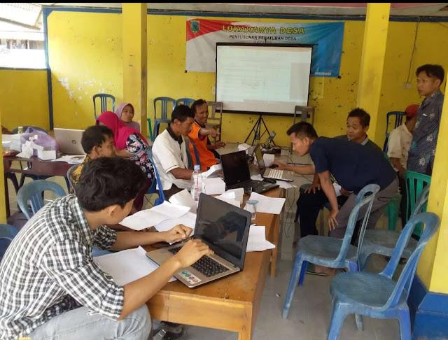 Dokumentasi Kegiatan Perencanaan Desa Berbasis Data dan IT: Pengalaman Desa Logandu