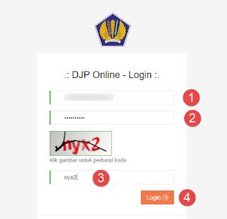 Cara Buat Kode Billing melalui DJPonline