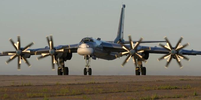 Η εντυπωσιακή απογείωση μιας «Πυρηνικής Αρκούδας»: Το υπερόπλο των Ρώσων (vid)