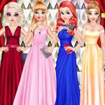 لعبة أزياء الأميرة أوسكار للسجاد 2021