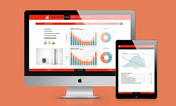Proji-PAC4: nova ferramenta online da Thermor para conceber instalações aerotérmicas