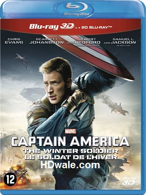 Captain America the Winter Soldier (2014) 1080p & 720p BluRay