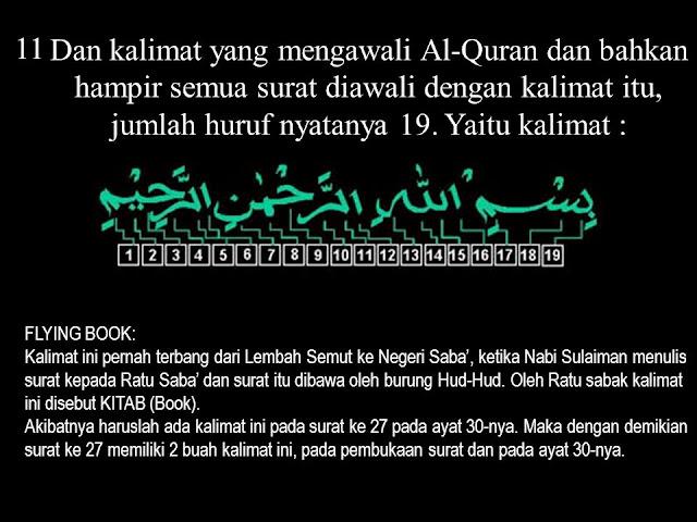 surat dalam al quran dan jumlah ayatnya
