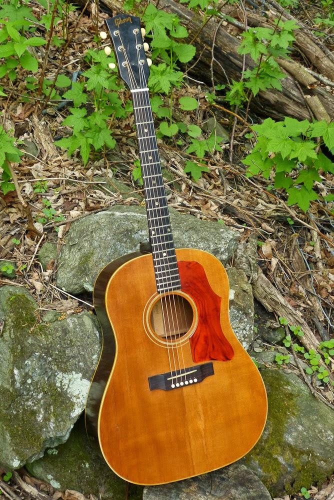 jake wildwood 1968 gibson j 50 slope dread guitar. Black Bedroom Furniture Sets. Home Design Ideas