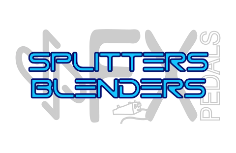 dpFX Splitters and Blenders for instruments. Amp Selectors, Loop blenders, loop selectors. Multiple amps.