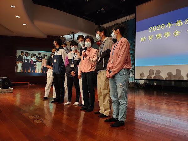 慈濟新芽獎學金 彰化地區743位學子獲獎