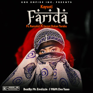 DOWNLOAD MUSIC MP3: Farida- Kaysoti Ft Ramskid x Jayzat Bokan Taraba   Download Mp3