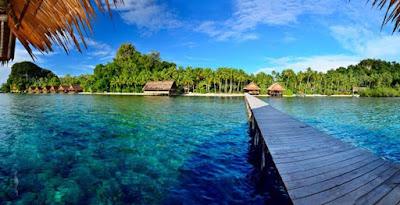 Pesona Papua - Surga Kecil Bernama Arborek