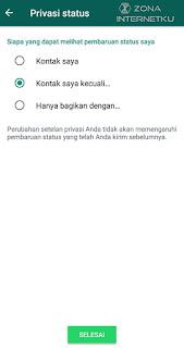 Trik Agar Terlihat Offline Di Whatsapp