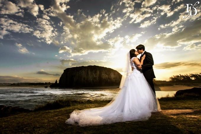 Suselen ♥ Leandro | Trash The Dress | Ensaio Pré-Wedding | Torres