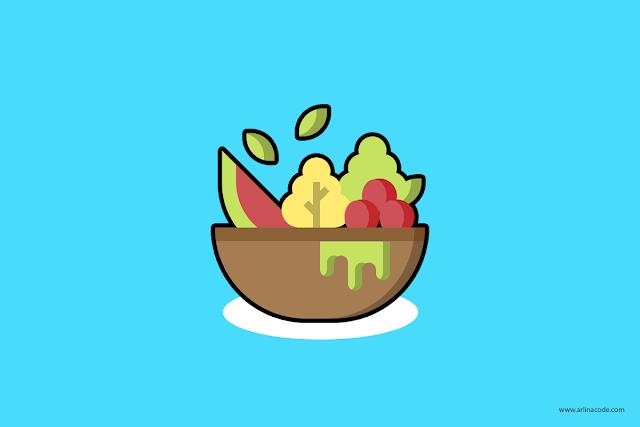 3 Makanan Terbaik Untuk Diet