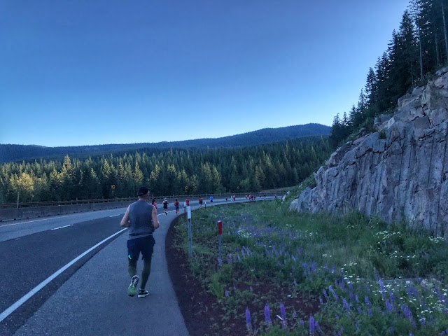 Revel Mt. Hood course