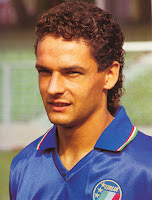 Roberto Baggio starred at Italia '90