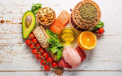 Plan alimenticio saludable