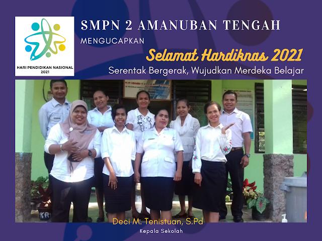 SMPN 2 AMANUBAN TENGAH