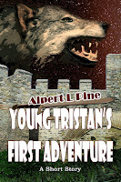 Young Tristan's First Adventure by Alpert L Pine