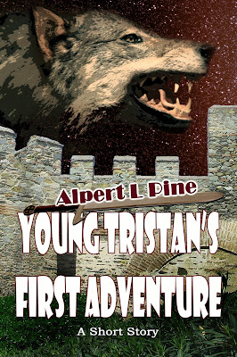 Young Tristans First Adventure - a short story