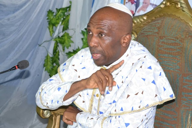 CAMA: Nobody can forcefully take over my sweat – Primate Ayodele spits fire
