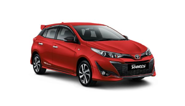 Toyota Yaris Mobil Hatchback Favorit di Indonesia