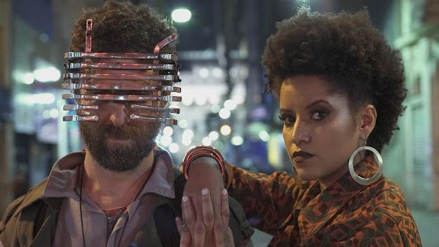 Craca e Dani Nega no Festival Mundo Pensante