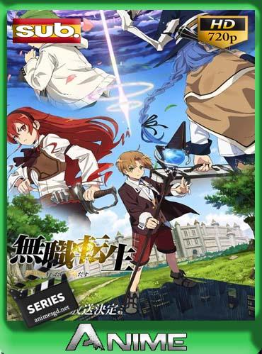 Mushoku Tensei Isekai Ittara Honki Dasu [11/11] Subtitulado HD [720P] [GoogleDrive] DizonHD