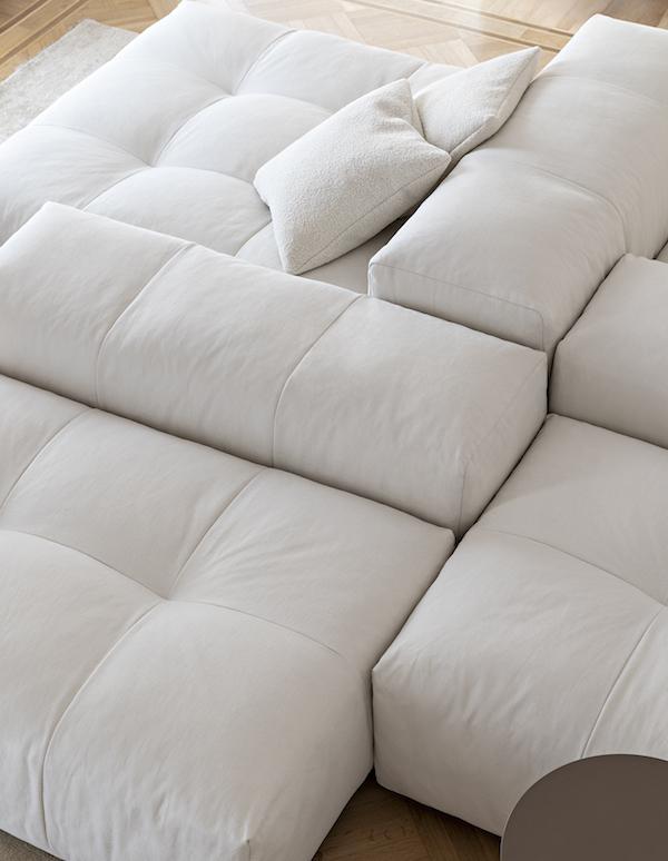 Saba pixel sofa
