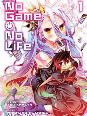 No Game No Life Light Novel PDF
