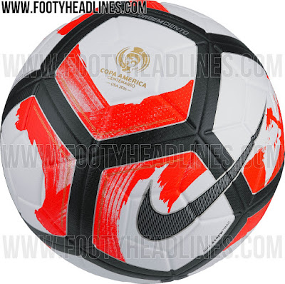 pelota copa america 2016 balon oficial copa america centenario nike