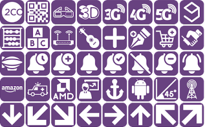 Free icons downloads
