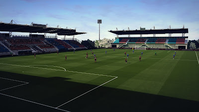 PES 2021 Stadium Rheinpark