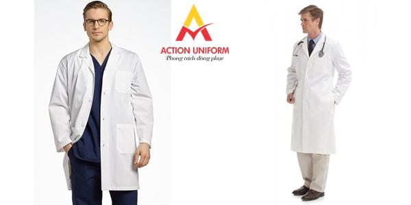 Mẫu đồng phục bác sĩ 3