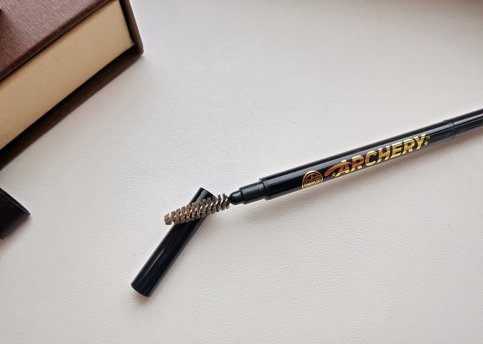 Soap & Glory Archery Eyebrow Pencil & Brush