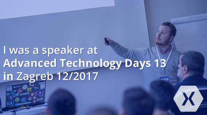 speech on advanced technology