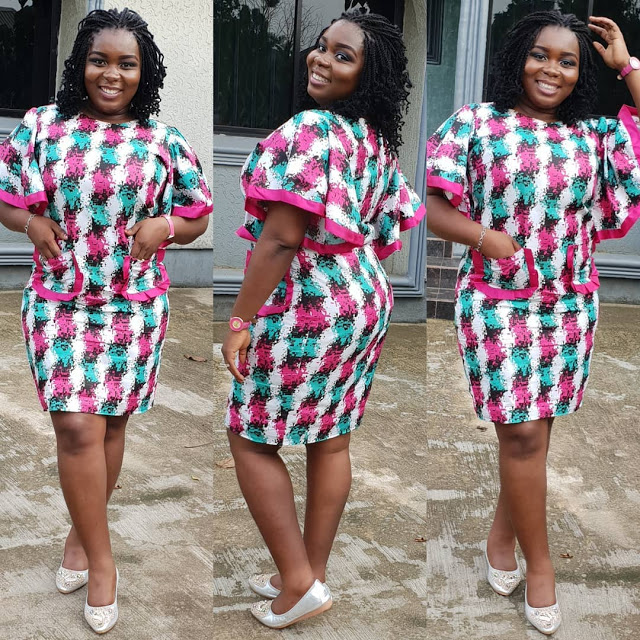 Simple Ankara Short Gown Styles 2018 Look Simple Dezango