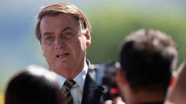 Corte de Brasil pide a Fiscalía General analizar petición de suspender a Bolsonaro de su cargo