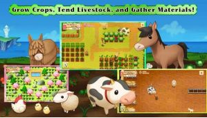 Harvest Moon Light of Hope Apk v1.0.0 Data Free for android