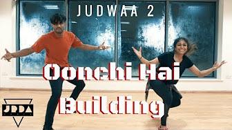 Oonchi Hai Building 2.0   Judwaa 2   Dance Choreography   Varun   Jacqueline