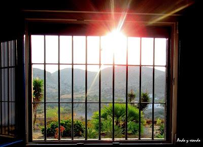 Amanecer en Cabo de Gata