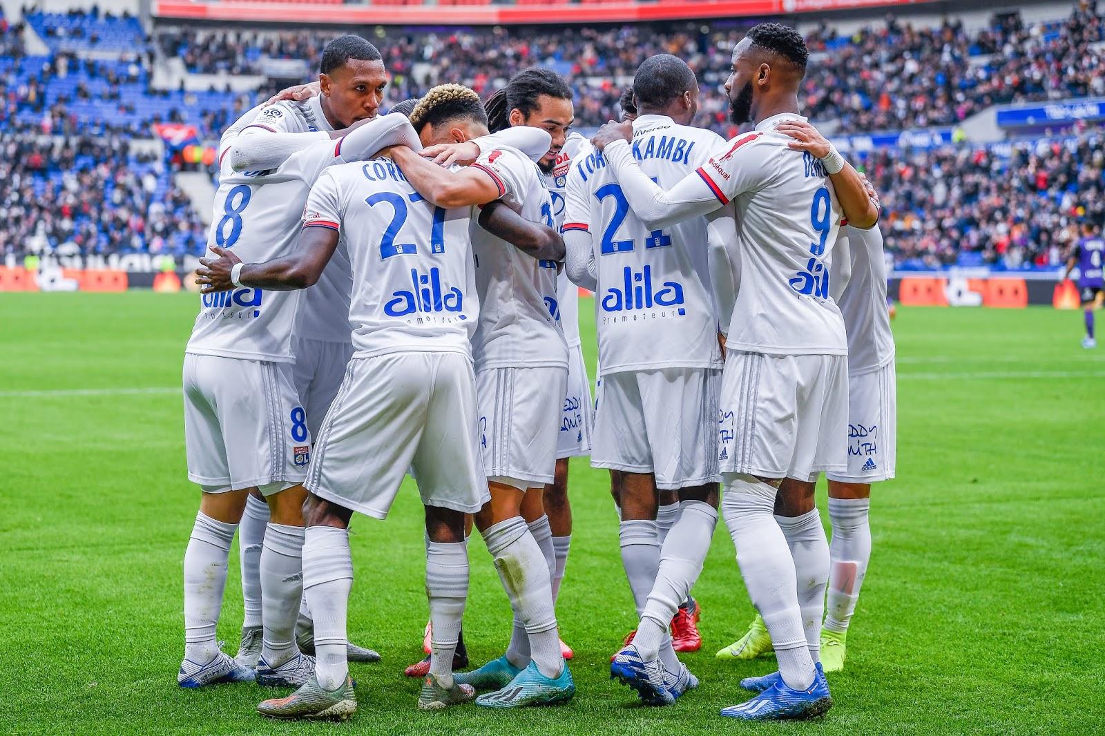 Emirates e Olympique Lyonnais anunciam nova parceria   É MAIS QUE VOAR