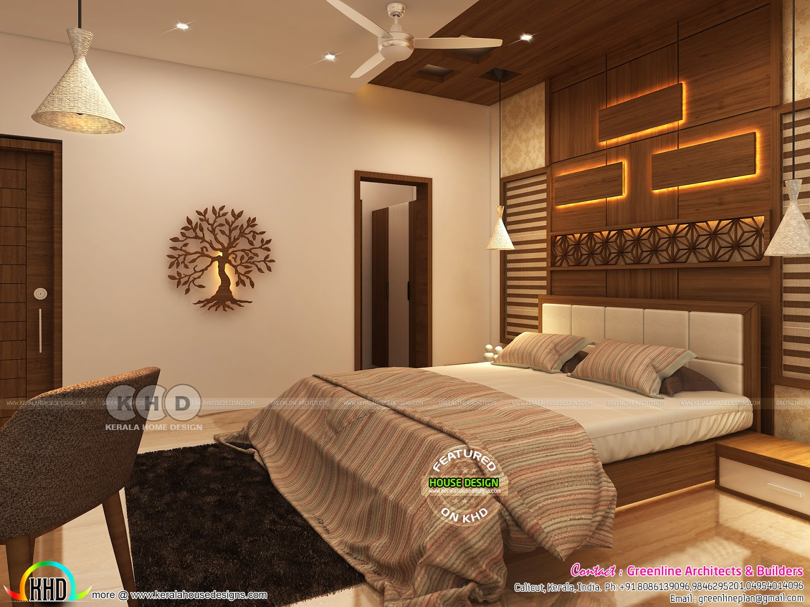 Modern Kerala interior designs November 2018 - Kerala home ...