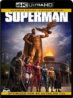 La Muerte y El Regreso de Superman (2019) 4K [UHD HDR] Latino [Google Drive] Panchirulo
