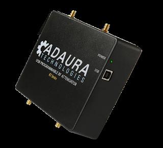 AD-USB2AR2 Programmable Attenuator