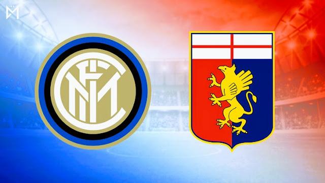 موعد مباراة جنوى وانتر ميلان بث مباشر بتاريخ 24-10-2020 الدوري الايطالي