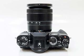 مواصفات كاميرا Fujifilm X-T10