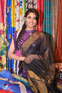 Telugu Actress Veena Inaugurates Silk India Expo  0014.jpg