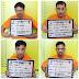 Empat Perampok Resahkan Warga Rohul, Polisi Ringkus Para Pelaku
