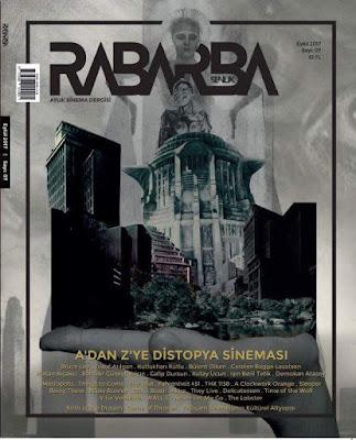 Rabarba Şenlik 7. Sayı (Eylül) - Metropolis