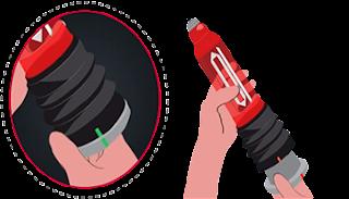 Comfort pedin kullanımı hydromax penis pompasında nasıldır.